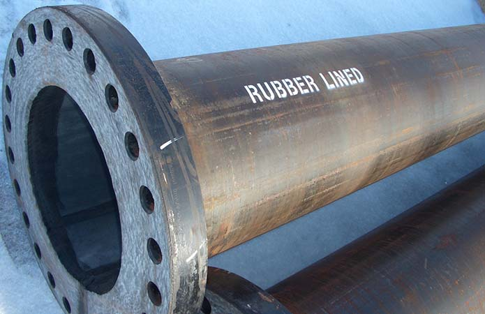 The Benefits of Iracore Rubber-Lined Pipe