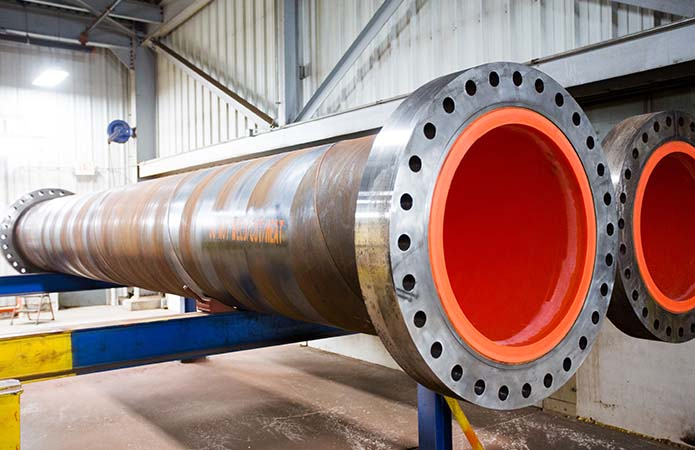 Complete Lined Pipe Solutions with Iracore