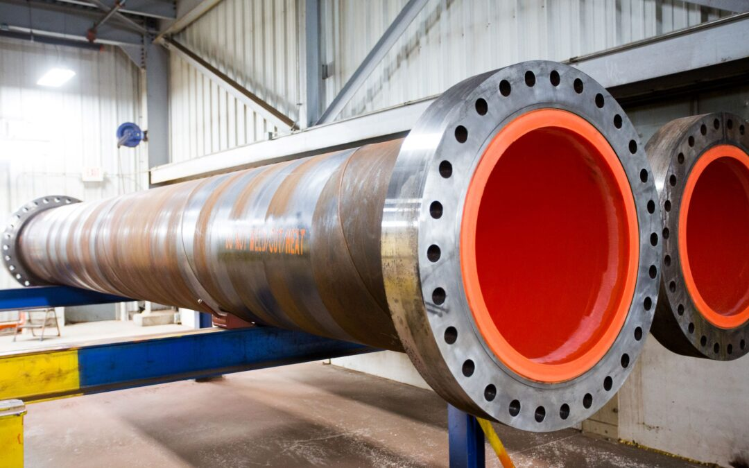Iracore: Global Leaders in Urethane-Lined Pipe