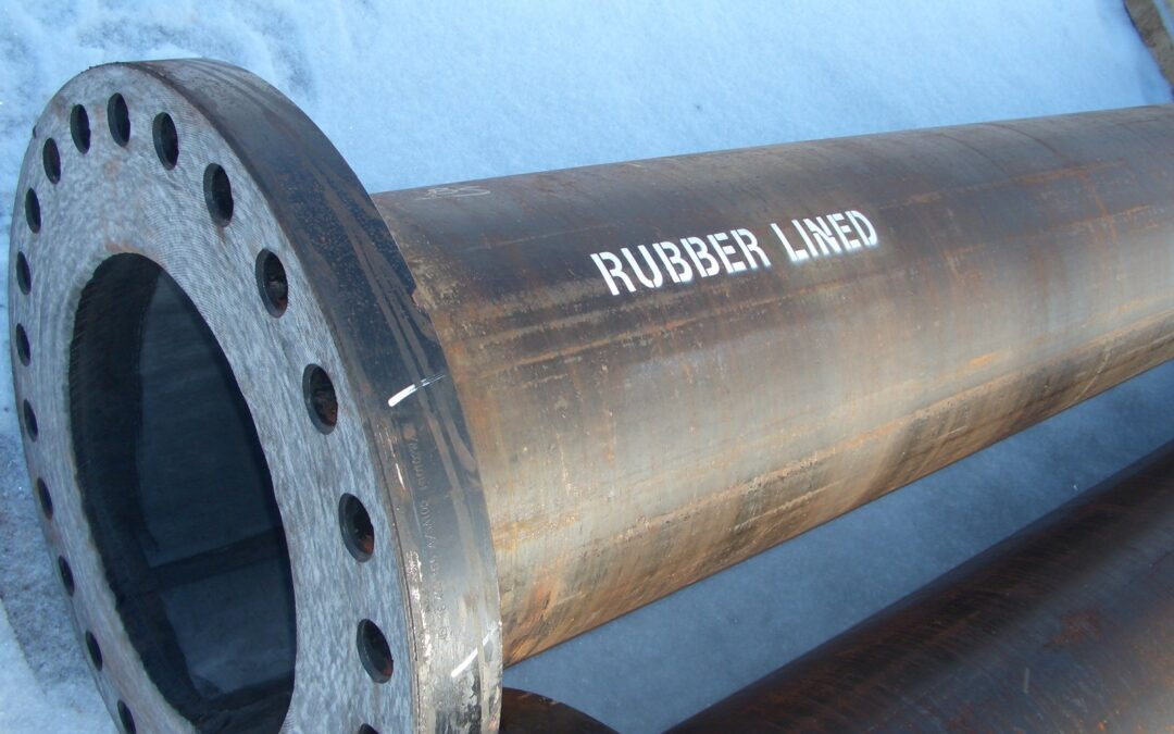 Selecting the Best Rubber Lining for Your Pipe System